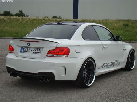 Bmw 1er M Coupe Wikipedia by Bmw 1 Series M Coupe Tweaked By Tvw Car Design Autoevolution