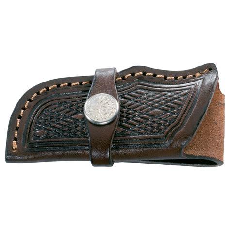 boker sheath boker usa 090035 knife leather sheath arbolito