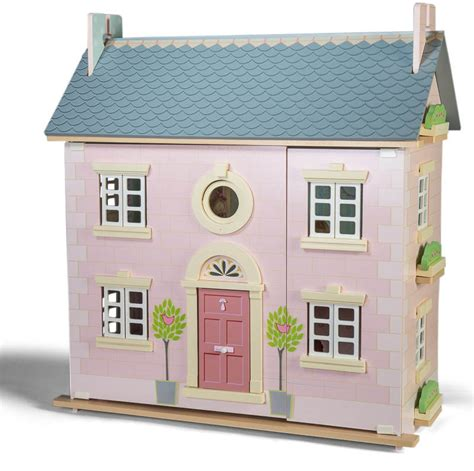 dolls house le toy van le toy van cherry tree hall doll house