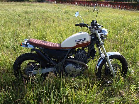 Motorrad Suzuki Garage by Suzuki Xf650 Freewind Scrambler Spider Garage