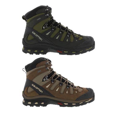 Salomon Quest 2 4d Gtx salomon quest 4d 2 gtx mens tex waterproof walking hiking boots size 8 5 12 ebay
