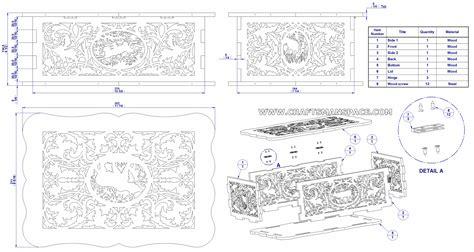 Scroll Saw Box Scroll Saw Designs Templates