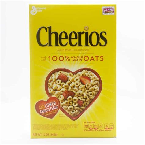 whole grains in cheerios general mills cheerios whole grain oat cereal