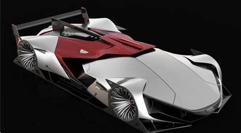 187 futuristic concept car audi with an companion