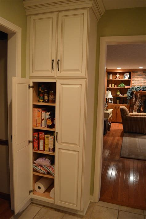 how to build a kitchen pantry cabinet kitchen cabinets pantry recessed build in pantry kitchen