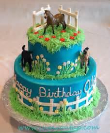 kuchen pferd themed birthday cake cake pictures