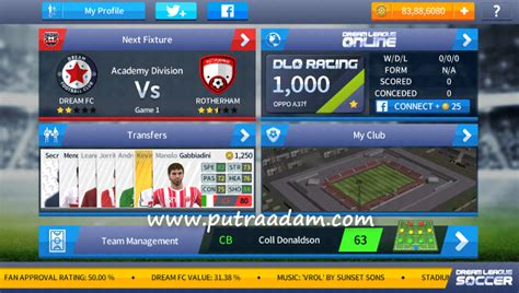 cara membuat game android unlimited money dream league soccer 2017 mod v4 10 apk data terbaru