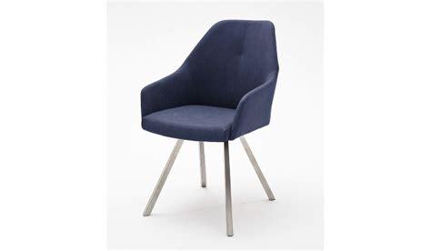 Chaise Avec Accoudoir by Chaises Avec Accoudoirs Simili Cuir Pied Inox Novomeuble