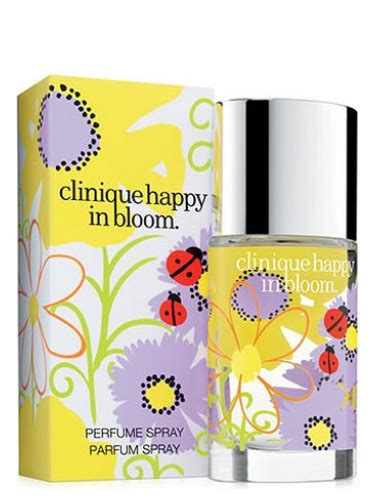 Parfum Clinique Happy In Bloom clinique happy in bloom 2013 clinique parfum un parfum