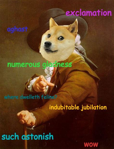 Doge Meme Origins - indubitably doge doge know your meme