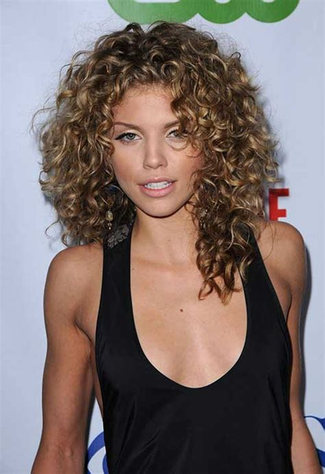 hairstyle thin frizzy dead ends short medium length help quick and easy 35 new curly layered hairstyles hairstyles haircuts