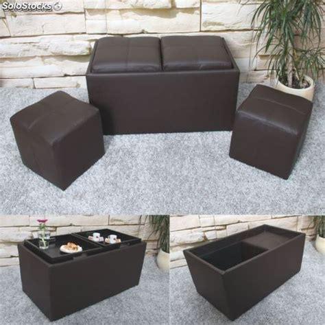 mesa con taburetes taburete baul conjunto de sillas bandejas y mesa