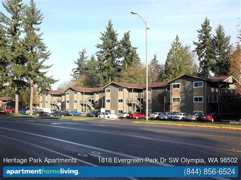 heritage park apartments olympia wa apartments