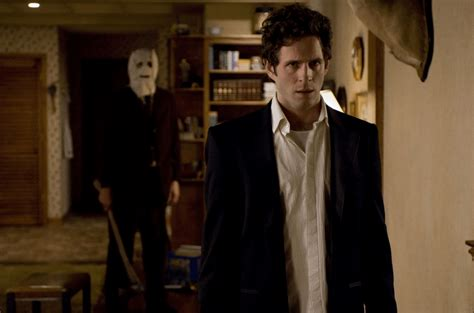 the stranger from the the strangers 2 finally filming this summer johannes roberts directing bloody disgusting