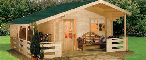 hgc log cabin kits