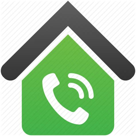 image gallery home phone icon