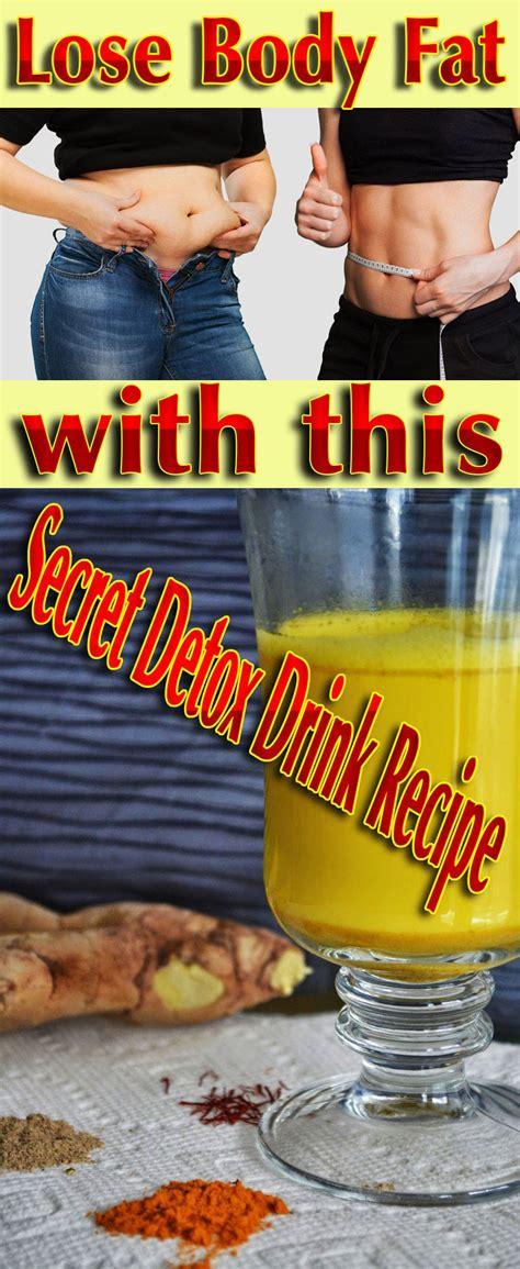 Https Draxe Recipe Secret Detox Drink by Secret Detox Drink Recipe Corner