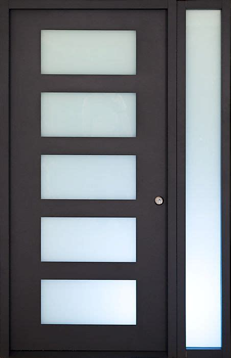 contemporary front entrance doors 25 best ideas about modern interior doors on pinterest