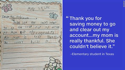 thank you letter to for lunch school lunch shaming inside america s debt crisis