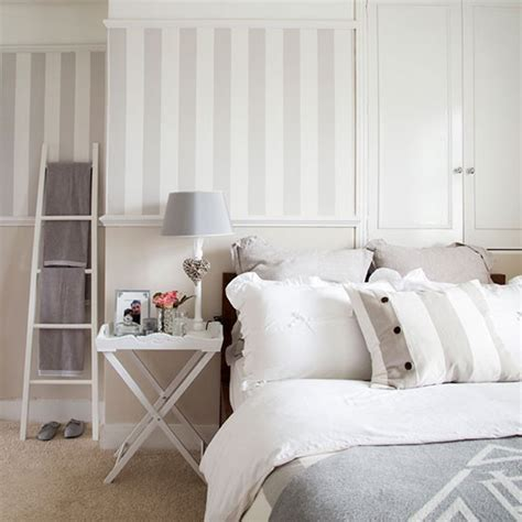 Cream And White Bedroom by Cream And Grey Bedroom Decorating Housetohome Co Uk