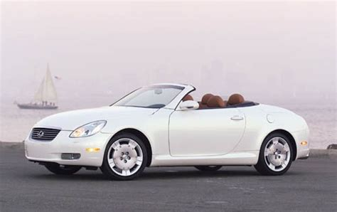 lexus convertible 2004 used 2004 lexus sc 430 convertible pricing for sale