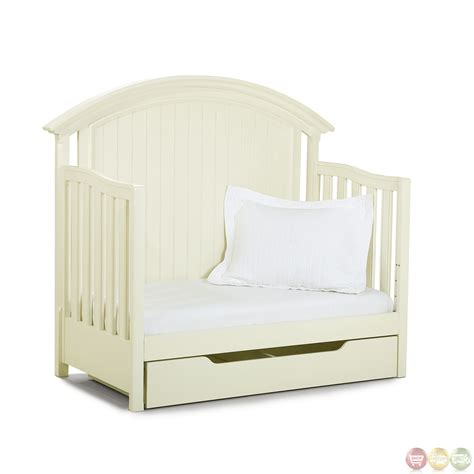 summer cottage toddler daybed and guard rail
