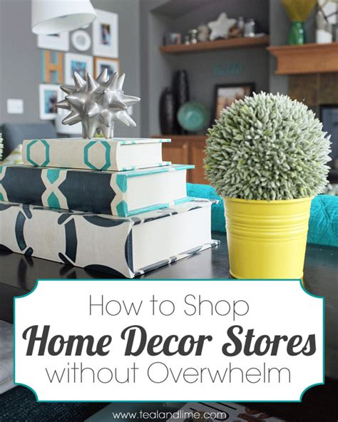 online home decor shop how to shop for home decor without getting overwhelmed