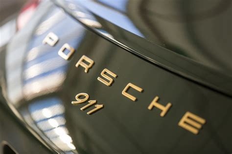 Porsche 1 Million by Porsche 911 Production Hits 1 Million Milestone