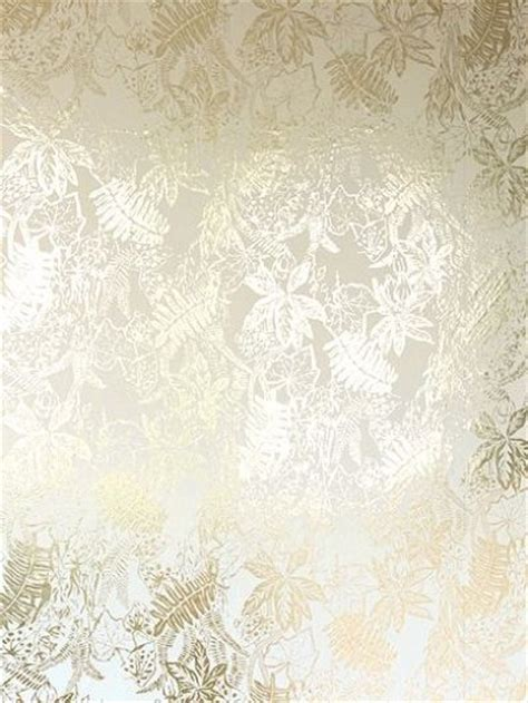wallpaper gold cream hothouse cream gold hot c g erica wakerly wallpapers