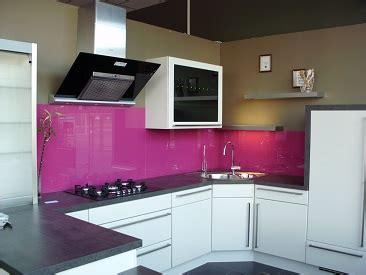 cr馘ence cuisine en verre design cuisine credence verre crdence de cuisine en verre laqu