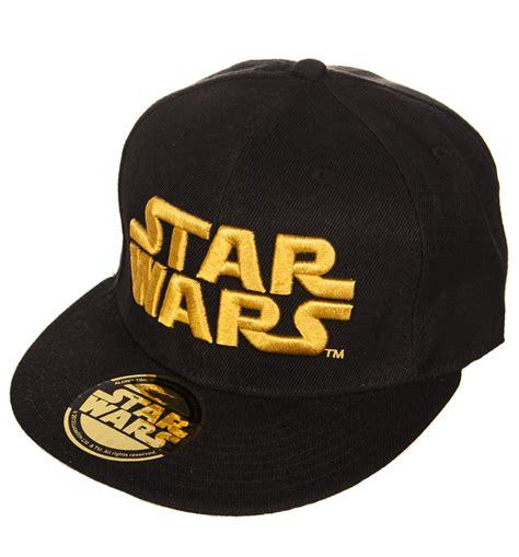 black wars logo baseball cap