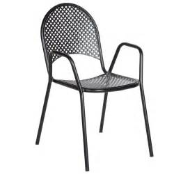 Black Patio Chairs by Lovely Metal Mesh Patio Furniture 2 Black Metal Outdoor