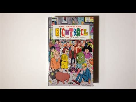 the complete eightball 1 18 the complete eightball 1 18 by daniel clowes youtube