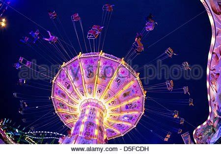 Swing Frankfurter Ring by Flying Swing Stock Photos Flying Swing Stock Images Alamy