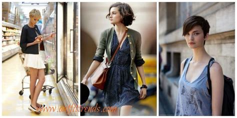 beat outfits for short hair outfittrends 25 cute outfits that go with short hair