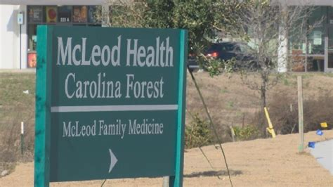 grand strand emergency room carolina forest residents worry new er facilities could