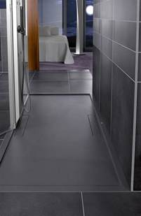 badezimmer bilder fliesen eleganz dank dunkler badfliesen bild 5 sch 214 ner wohnen