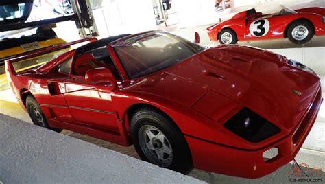 Go Kart Ferrari ferrari go kart car interior design