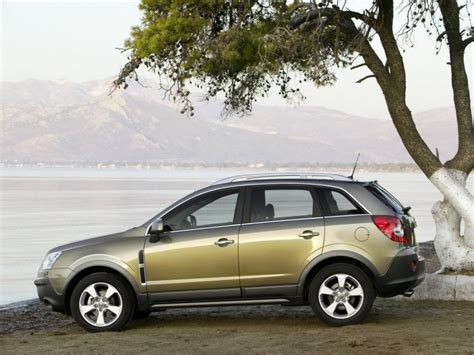 opel antara 2007 2007 opel antara review best techno buzz