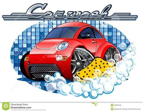 laver ses sieges de voiture signe de lavage de voiture avec l 233 ponge photographie
