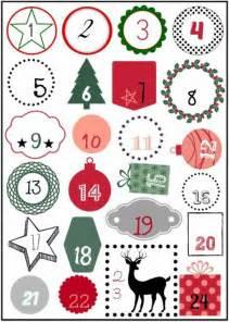advent calendar auto shapes simple craft ideas for