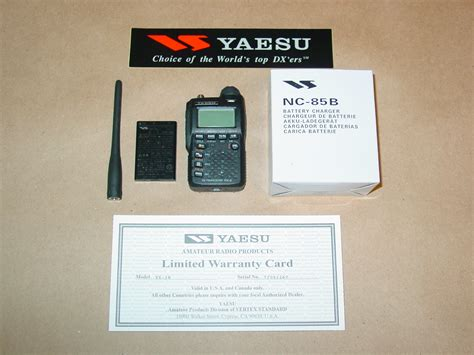 Vx 3r yaesu vx 3r the radio archives