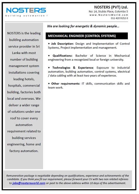 controls technician job description haadyaooverbayresort