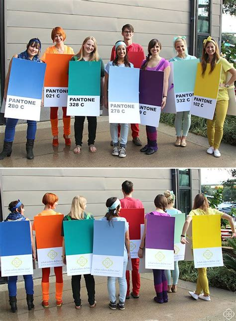 Halloween Costumes For Work Teams