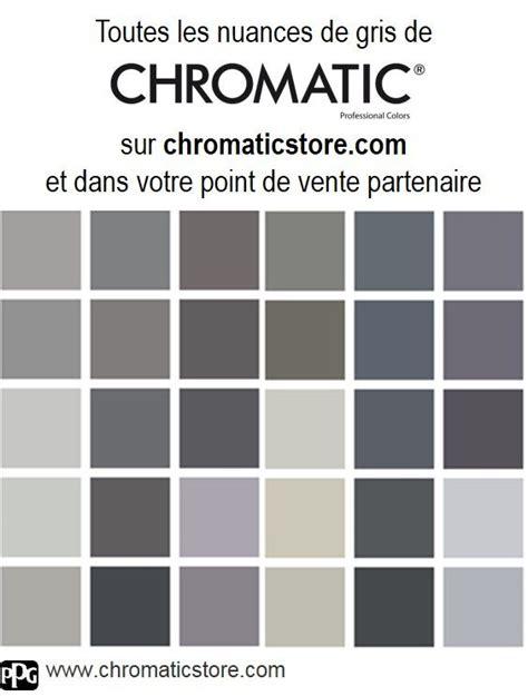 Palette De Couleur Gris by Beeindruckend Nuancier De Gris