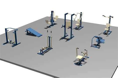 backyard gym equipment outdoor exercise equipment prices images