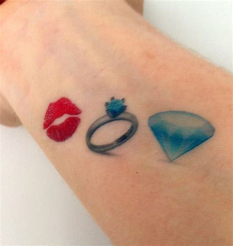 henna tattoo emoji custom temporary tattoos emoji sets engaged just married