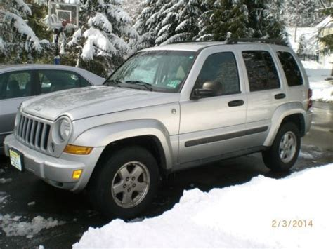 2007 Jeep Liberty Limited Sell Used 2007 Jeep Liberty Limited Sport Utility 4 Door 3