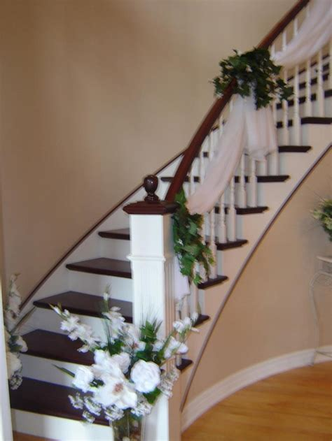 wedding home decor 77 best images about wedding stairs decor on pinterest