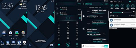 samsung ui themes samsung best themes of the week a whopping 123 themes